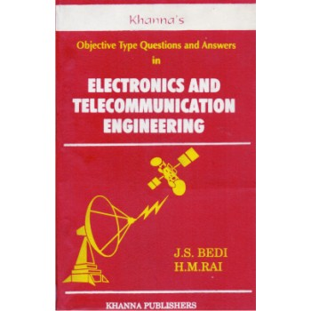 Objective Type Questions and Answers in Electronics and Telecommunication Engineering