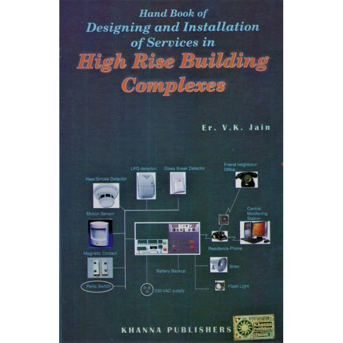 Handbook of Designing and Installation of Services in High Rise Building Complexes