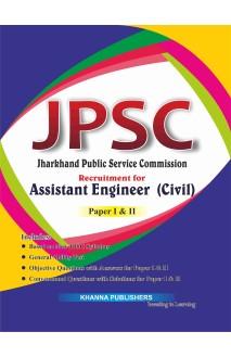 JPSC Assistant Engineer (Civil) Paper I & II