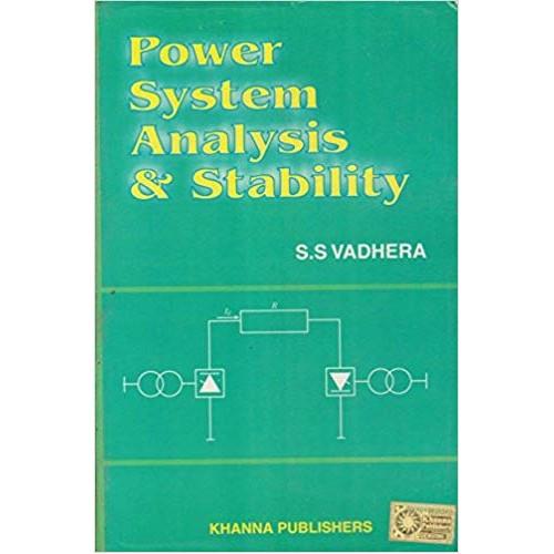 Power System Analysis Stability