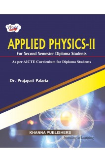 Applied Physics - II (as per AICTE Curriculum for Diploma Students)