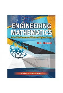 ENGINEERING MATHEMATICS (for Ist and IInd Semester of B.Tech. & Diploma Courses)