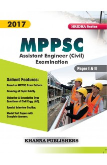 MPPSC Assistant Engineer (Civil) Examination Paper I & II
