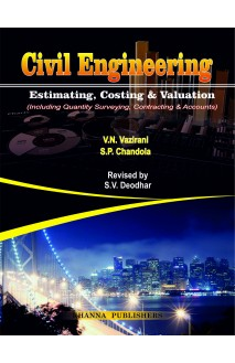 E_Book Civil Engineering Estimating, Costing & Valuation