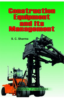 Construction Equipment and Its Management